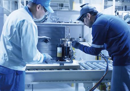 Japon kalitesine sahip ürünlerimiz, ana fabrikamızdan gelen teknik uzmanların rehberliğinde Türkiye'de üretiliyor.
