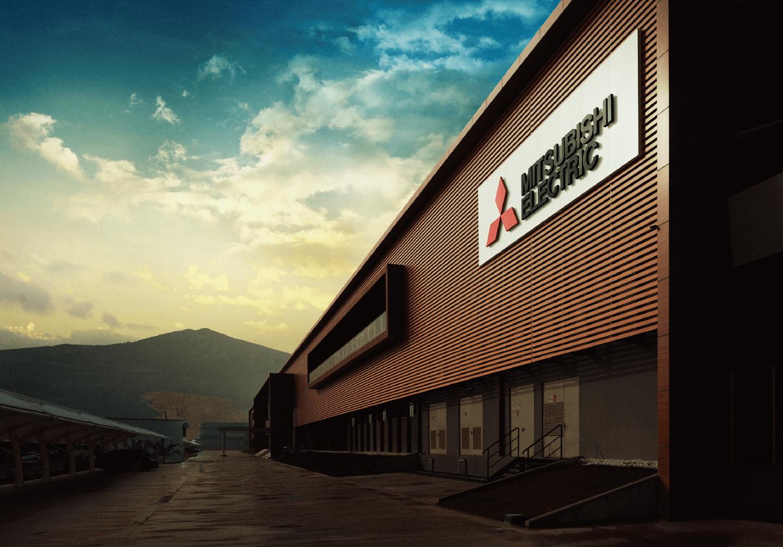 Mitsubishi Electric Türkiye'de Klima Fabrikası Kurdu